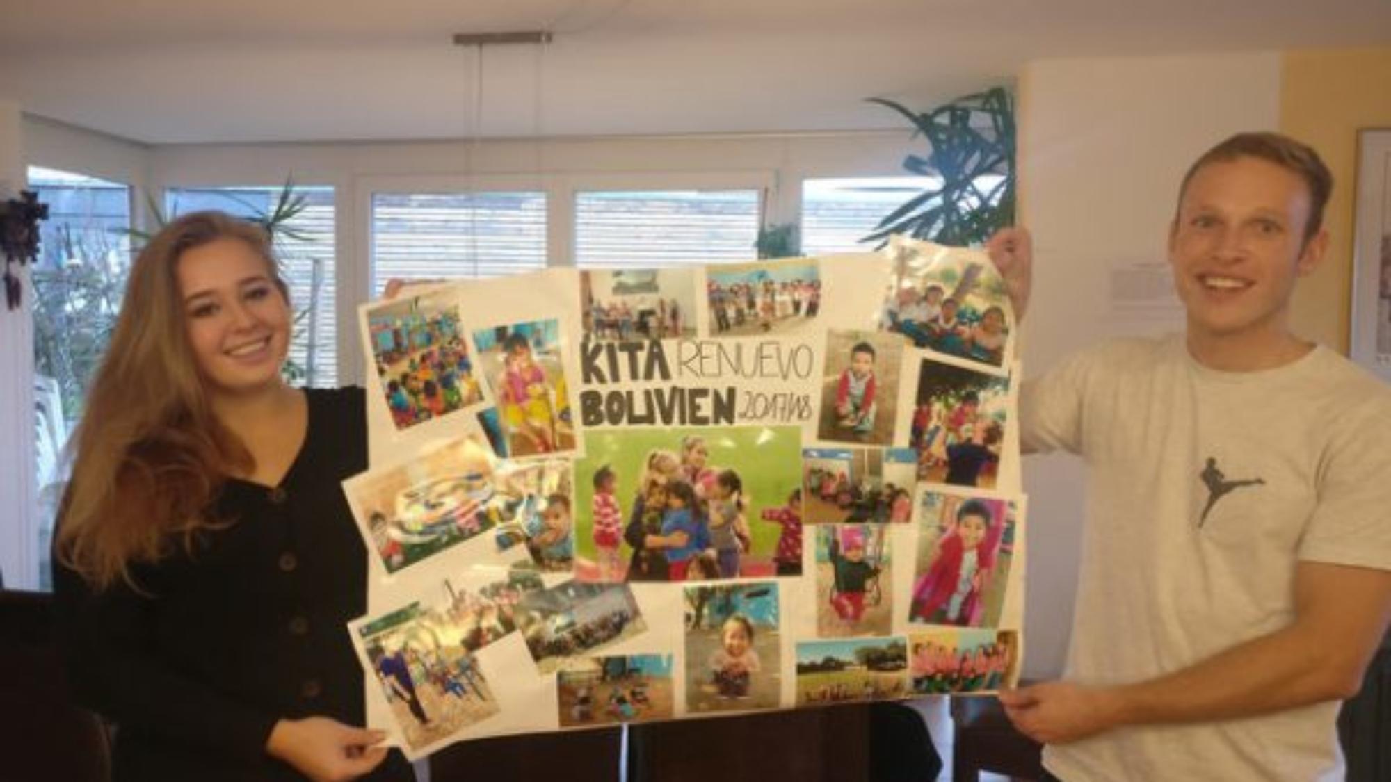 Spendenaktion der Kickbox Academy für Kindergarten