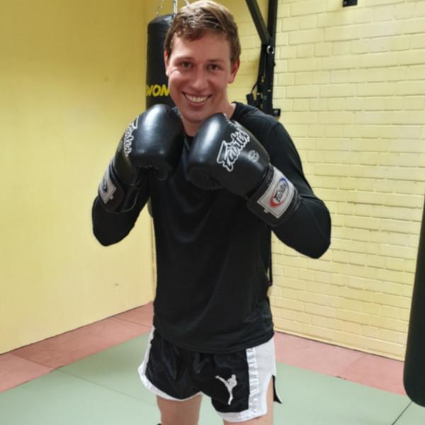 Trainer Robin Hirsch KBA-Sommer